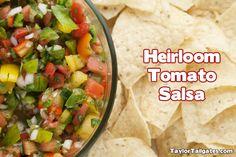 ... SALSA on Pinterest | Pico De Gallo, Mango Salsa and Cowboy Caviar