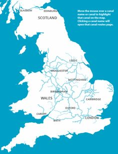 UK Canal Maps & Holiday Cruising Guides from Canal Junction.