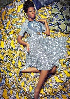 LENA HOSCHEK ~Latest African fashion, Ankara, kitenge, African women dresses, African prints, African men's fashion, Nigerian style, Ghanaian fashion ~DKK