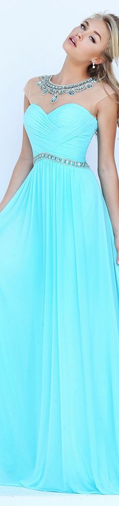 Sherri Hill 50442 full-length prom dress.