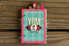 Cute Recipe Book