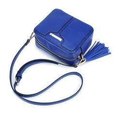 Delphia Zahnow ($50) ❤ liked on Polyvore featuring bags, handbags, shoulder bags, crossbody purses, leather purses, leather shoulder handbags, leather crossbody handbags and leather crossbody purse