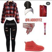 Wonderful Absolutely Free Back to School-Outfit baddie Concepts, - - Edgy Fall Outfits, Baddie Outfits Casual, Swag Outfits For Girls, Cute Outfits For School, Cute Swag Outfits, Teenage Girl Outfits, Cute Comfy Outfits, Teen Fashion Outfits, Trendy Outfits