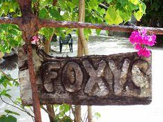 Foxy's - Jost Van Dyke, BVI