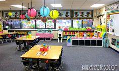 Rainbow Chalkboard GIVEAWAY from Schoolgirl Style - Kinder Craze
