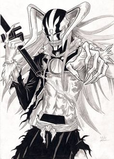 Ichigo_Hollow_Form_2_Sketch_by_jdgonline.jpg 758×1,054 pixels