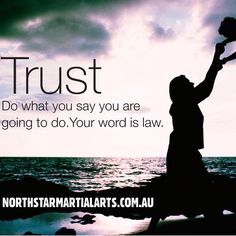 "#trust - a basic human need is to have a sense of belonging. Develop trusting relationships with #family and #friends. If not, you are left to fend for yourself in life. Hearing the words ""I am here for you, no matter what"" from the right people develops trust for life - Northstar Martial Arts."