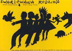 Mieczysław Wasilewski, Zwariowana rodzina (A szeleburdi család), 1983