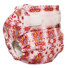 Rumparooz One Size Cloth Pocket Diaper in Prints with Dual (Double) Inner Gussets