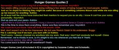 HG (hunger games)