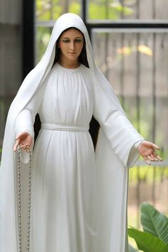 Divine Mother, Blessed Mother Mary, Blessed Virgin Mary, Catholic Catechism, Catholic Art, Catholic Religion, Jesus Our Savior, Verge, Jesus Mary And Joseph