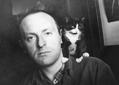 theshatterednotes:  Joseph Brodsky, Noble Prize-award winner of 1987.