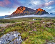 Glencoe Valley, the most scenic mountain valley in Scotland | 10 Reasons Why Scotland Must Be On Your Bucket List