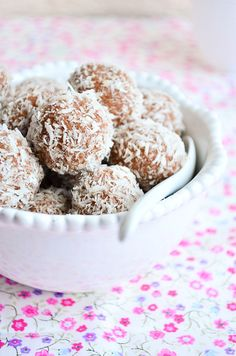 No bake Chocolate Balls by Dalmatia Gourmande. @Maja Matus