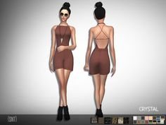 serenity-cc's Crystal Jumpsuit - Get to Work needed
