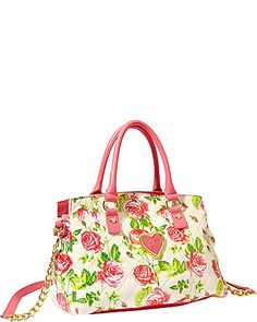 I usually don t like floral prints but there s something about this bag. 63d10501c7c5