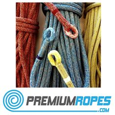Splicing modern braided ropes with Dyneema core #eyesplice #premiumropes #rope…