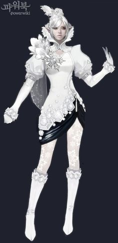 [Aion 2.7] Concept art of new armours sets! - Daeva's Report