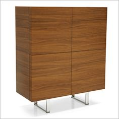 Calligaris horizont drevený príborník   Calligaris nábytok   drevený príborník