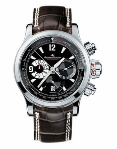 Jaeger LeCoultre Master Compressor Chronograph. Looks like trouble, just started watch shopping . . . http://okoknoinc.blogspot.ca/2013/01/jaeger-lecoultre-master-compressor_16.html