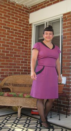 Sew-Eng.: Simplicity 1882 - Pattern Review