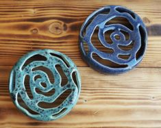 Jabonera de cerámica por DarCeramics en Etsy