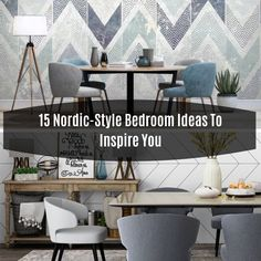 15 Nordic-Style Bedroom Ideas To Inspire You Easy Home Decor, Nordic Style, Decor Ideas, Decorating, Living Room, Bedroom, Diy, Inspiration, Do It Yourself