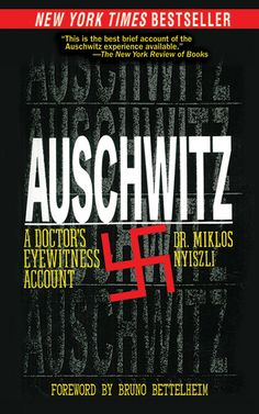 Auschwitz: A Doctor's Eyewitness Account ($2.99) I think people should read books like this so no one forgets what really happened. - Dr. Nyiszli was a Hungarian Jewish prisoner in Auschwitz during 1944, a medical doctor who specialized in pathology. - Amazing story of survival. → Click to view more on http://Amazon.com/exec/obidos/ASIN/B004SUO5JA/hpb2-20/ASIN/B004SUO5JA ←