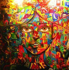 Marcelo Ment / Rio de Janeiro - Arte Core I just found this and I love it!  It's so creative.
