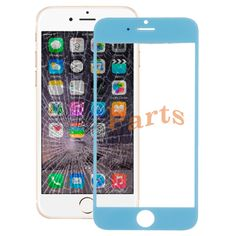 Apple iPhone 6 Front Screen Outer Glass Lens(Blue) http://www.laimarket.com/apple-iphone-6-front-screen-outer-glass-lensblue-p-3039.html