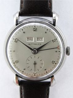 Men's Vintage Watch - simplicity itself