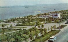 Куйбышев. 2-я очередь набережной. 1969