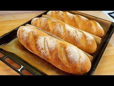 Podľa tohto receptu už nekupujete chlieb, ale pripravujete si ho vlastnými rukami. - YouTube Marzipan, Sweet Bread, Biscuits, Diet, Indian, Youtube, Tinkerbell, World, Breads