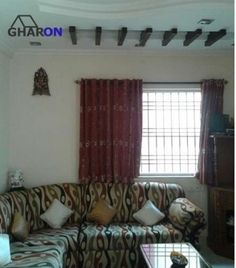 2 BHK fully furnished flat for rent | Gharon