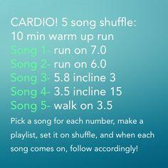 Fun way of doing cardio!!!