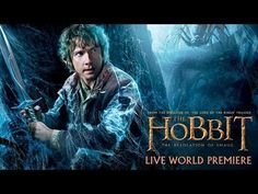 The Hobbit: The Desolation of Smaug Live Worldwide Premiere - The Hobbit: The Official Movie Blog