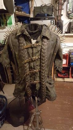 Dance Apocalyptic, Post Apocalyptic Clothing, Post Apocalyptic Costume, Post Apocalyptic Fashion, Apocalypse Gear, Apocalypse Fashion, Fallout, Mad Max Costume, Dystopia Rising