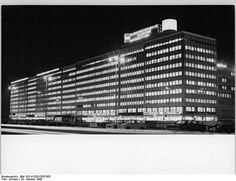 Alexanderstraße, Haus der Elektroindustrie