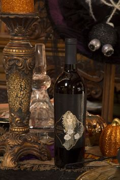 Wine Sisterhood Halloween Party - Girl & Dragon Malbec