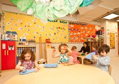 Understanding Learning Centers in Preschools | Gymtime Blog