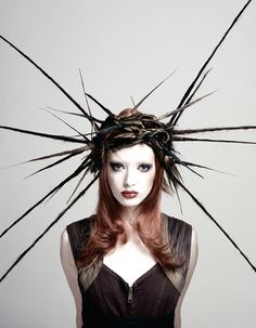 crown of thorns - Rachel Freire's design