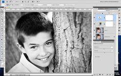 Magia a un par de clicks: blanco y negro + toque de color. Parte I - ¿A qué saben las nubes? Photography