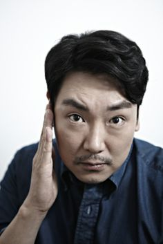 """[스타인터뷰] 조진웅 """"이선균과 케미 너무 좋았죠"""" Asian Men Hairstyle, Asian Hair, Easy Hairstyles, Mens Perm, Korean Actors, Korean Men, Male Face, Male Beauty, Haircuts For Men"""