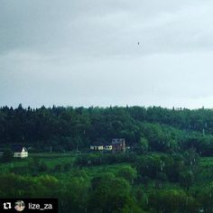 Автор- @lize_za  #peaceful #peace #peaceandquiet #raining #breatheeasy #lush #green #landscape #may2016 #ukraine #ukrgram #typical_tt #truskavets by typical_t_t