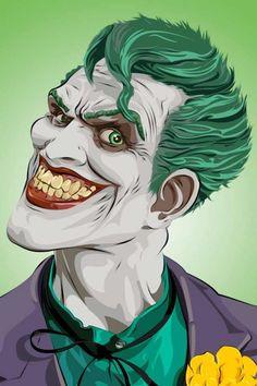 My Tribute for my Favorite Comic Character, The Real Leyend in Batman's comics… The Joker! Joker Batman, Joker Art, Joker Comic, Comic Villains, Comic Book Characters, Comic Character, Joker Kunst, Joker Und Harley Quinn, Jokers Wild