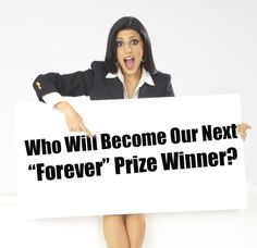 Behind the scenes of the Forever Prize