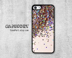 iPhone 5C Case, iPhone 5C Cover, iPhone case, iPhone Hard Case, Sparkle Glitter on Etsy, $0.20