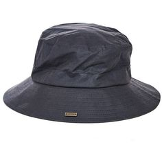 ac7e6a8eaf9 Women s Barbour Wax All Weather Sports Hat - Black (3.410 RUB) ❤ liked on