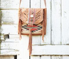 Mojave Winds Boho Shoulder Bag | Bohemian Fall Fashion