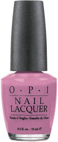 OPI Nail Polish NLF04 Japanese Rose Garden